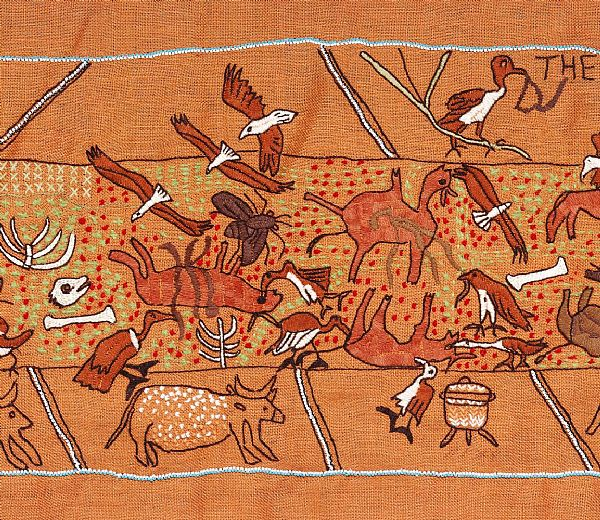 Keiskamma Tapestry Cattle-Killing
